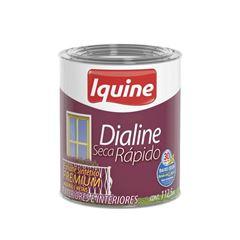 TINTA ESMALTE SINTÉTICO AZUL DEL REY 0,11L BRILHANTE DIALINE IQUINE