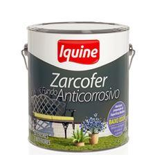 ZARCOFER ANTICORROSIVO CINZA 3,6L IQUINE