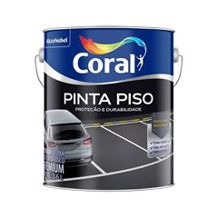 TINTA ACRÍLICA FOSCA AZUL 3,6L PINTA PISO CORAL 5202462