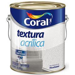 TEXTURA ACRÍLICA BRANCO CORAL 5202569  6KG