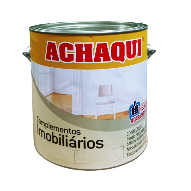 MASSA ACRILICA ACHAQUI 5,4KG