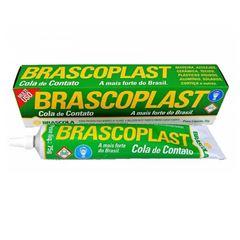 BRASCOPLAST COLA CONTATO GERAL 75G - BRASCOLA