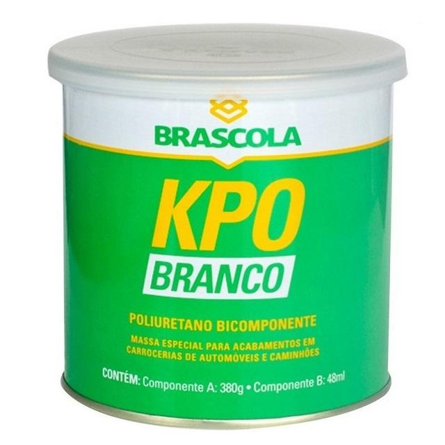 BRASCOVED KPO BRANCO CONJUNTO A+B 380G - BRASCOLA