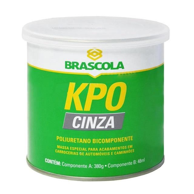 BRASCOVED KPO CINZA CONJUNTO A+B 380G - BRASCOLA