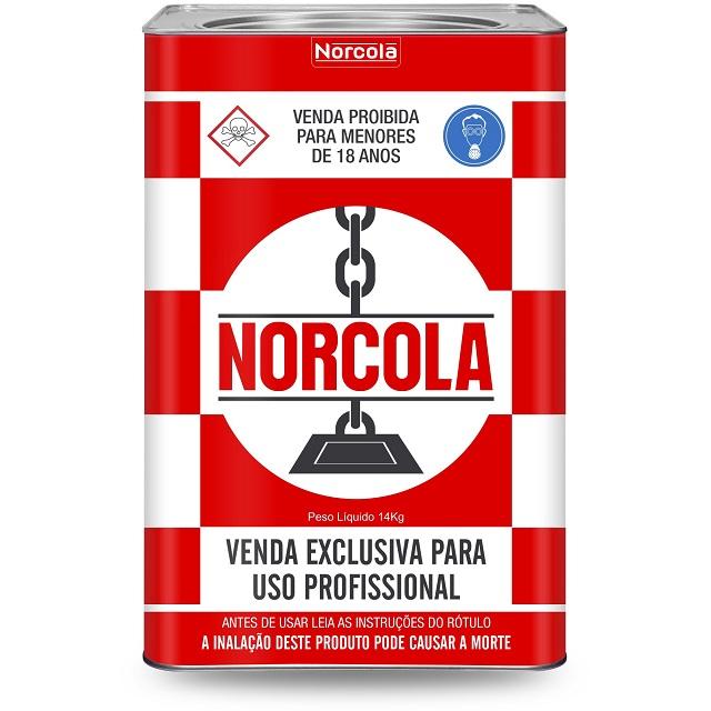 COLA CONTATO ESPECIAL 102 LATA 14KG - NORCOLA