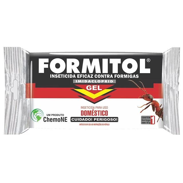 FORMITOL GEL (10G) 402D - CHEMONE