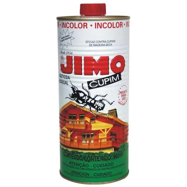 JIMO CUPIM INCOLOR INSETICIDA ANTI FUNGO E MOFO 900ML JIMO
