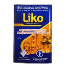 DILUENTE PARA TINTA EPOX 000.115  5L -  LIKO