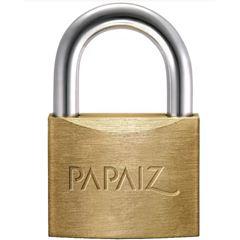 CADEADO LATÃO 45MM PAPAIZ 0100450CX