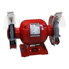 MOTOESMERIL 360W 220V 3.090 RPM REBOLO 6X3/4X1/2