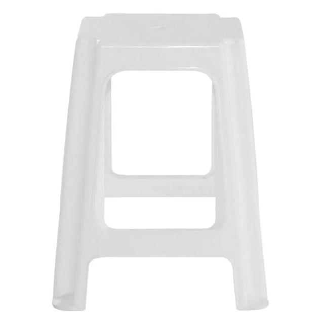 BANQUETA PVC TALY BRANCA F700000 GARDEN LIFE