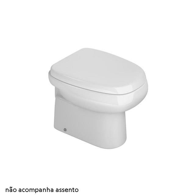 BACIA CONVENCIONAL MONTE CARLO P8 BRANCA DECA