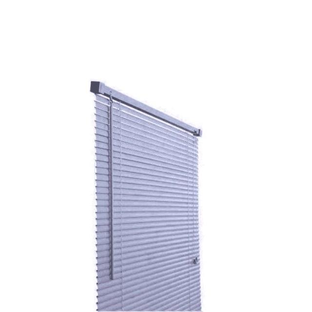 PERSIANA HORIZONTAL PVC CINZA LARGURA 1,40M X ALTURA 1,30M PR2905-5 PRIMAFER