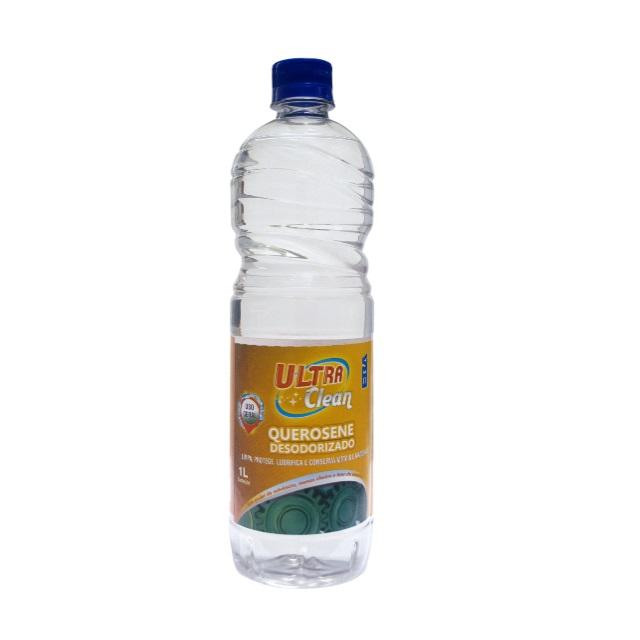 QUEROSENE DESODORIZADO 1,0L ULTRA CLEAN - EBA
