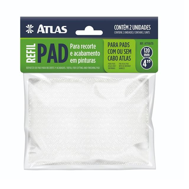 REFIL PAD PARA RECORTE EM PINTURAS AT750/35 - ATLAS