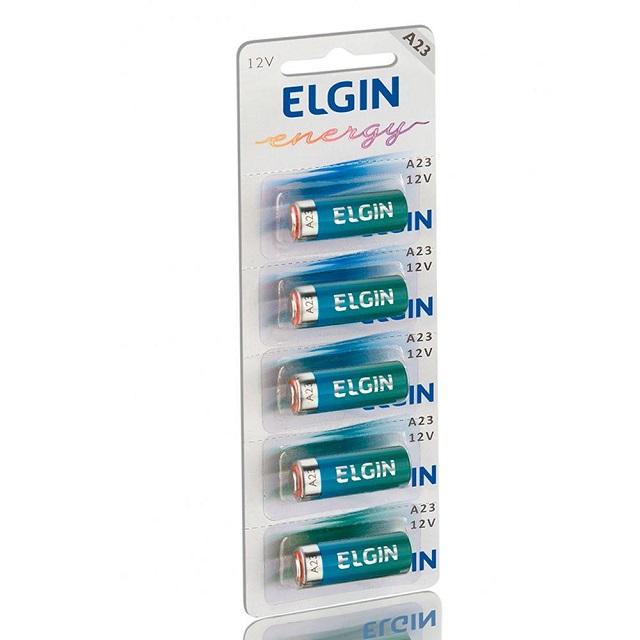PILHA 12V ENERGY (C/5) ELGIN