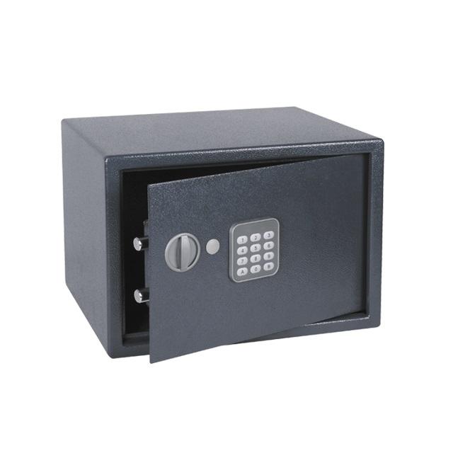 COFRE ELETRÔNICO SECRET (200X310X200MM EXTERNO) (190X300X150MM INTERNO) 98357 SILVANA