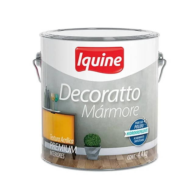 DECORATTO MARMORE IQUINE CIMENTO QUEIMADO  4,4KG