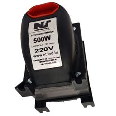 TRANSFORMADOR CONVERSOR 220/110V  500W/769VA NT TRANSFORMADORES