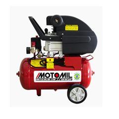 MOTOCOMPRESSOR 2HP 220V 210 LITROS/MINUTO 24 LITROS 120 LBF/POL² CMI-7,6/24BR 378102 MOTOMIL