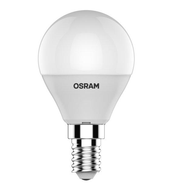 LÂMPADA LED BOLINHA CLASSIC P E14 3W 260LM 2700K AM OSRAM