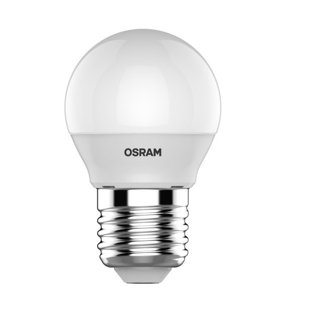LÂMPADA LED BOLINHA CLASSIC P E27 3W 260LM 2700K AM OSRAM