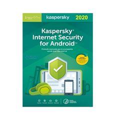 ANTIVÍRUS PARA 1 DISPOSITIVO ANDROID KASPERSKY INTERNET SECURITY 12 MESES DE VALIDADE E GARANTIA