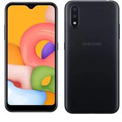 SMARTPHONE SAMSUNG GALAXY A01 32GB DUAL CHIP ANDROID 10 TELA 5.7