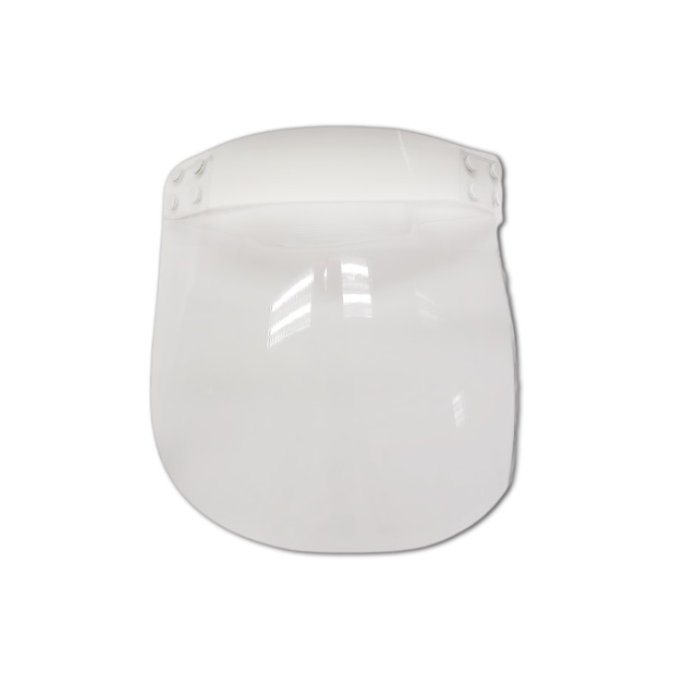 PROTETOR FACIAL DE PVC INCOLOR/TRANSPARENTE 1001/3 INCART