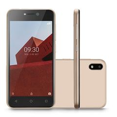 SMARTPHONE MULTILASER E 32GB DUAL CHIP ANDROID 8.1 TELA 5.0