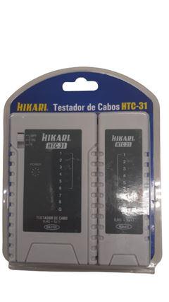 TESTADOR DE CABO DE REDE HTC-31 21I539 HIKARI